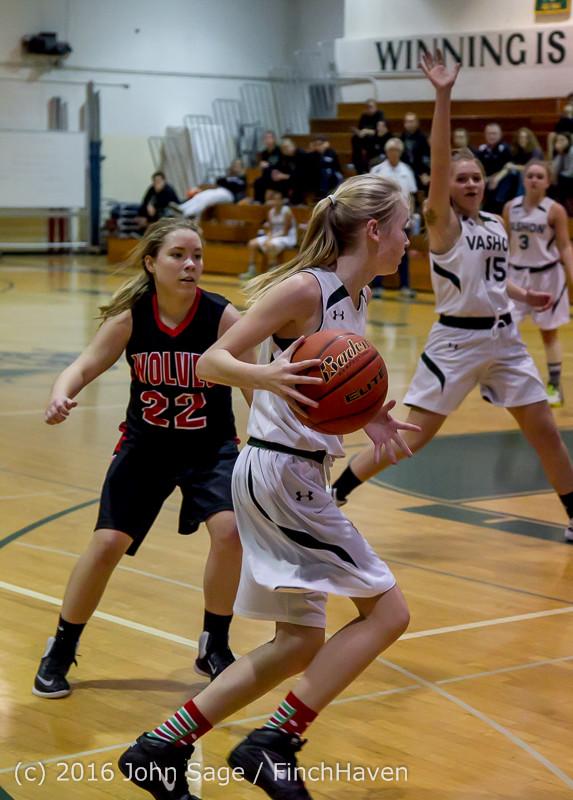 4559 Girls JV Basketball v Coupeville 122215