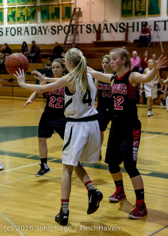 4572 Girls JV Basketball v Coupeville 122215