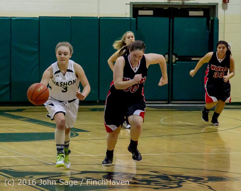 4584 Girls JV Basketball v Coupeville 122215