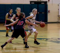 4608 Girls JV Basketball v Coupeville 122215