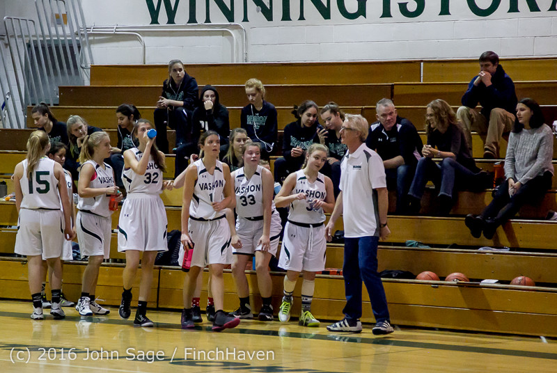 4625 Girls JV Basketball v Coupeville 122215