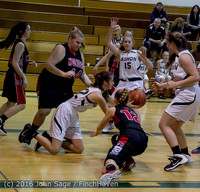 4649 Girls JV Basketball v Coupeville 122215