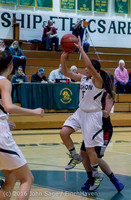 4656 Girls JV Basketball v Coupeville 122215