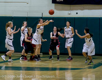 4693 Girls JV Basketball v Coupeville 122215