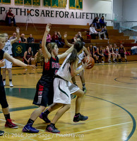 4718 Girls JV Basketball v Coupeville 122215