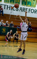 4719 Girls JV Basketball v Coupeville 122215