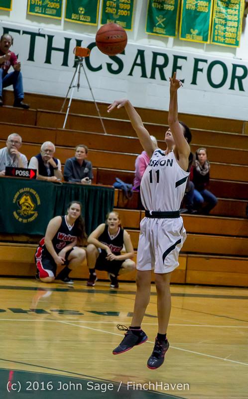 4719 Girls JV Basketball v Coupeville 122215