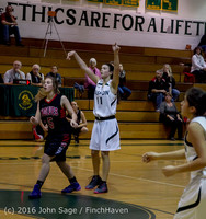 4725 Girls JV Basketball v Coupeville 122215