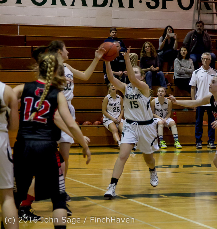 4727 Girls JV Basketball v Coupeville 122215
