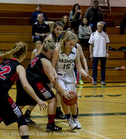 4733 Girls JV Basketball v Coupeville 122215