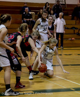 4736 Girls JV Basketball v Coupeville 122215
