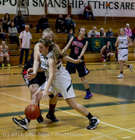 4753 Girls JV Basketball v Coupeville 122215
