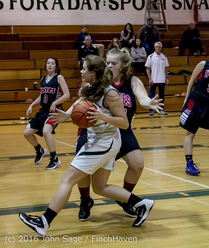 4756 Girls JV Basketball v Coupeville 122215