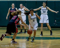 4800 Girls JV Basketball v Coupeville 122215