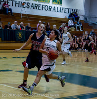 4814 Girls JV Basketball v Coupeville 122215