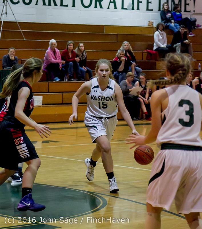 4841 Girls JV Basketball v Coupeville 122215