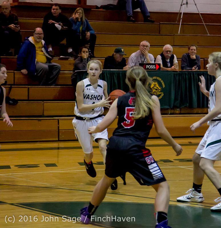 4842 Girls JV Basketball v Coupeville 122215