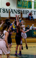 4846 Girls JV Basketball v Coupeville 122215