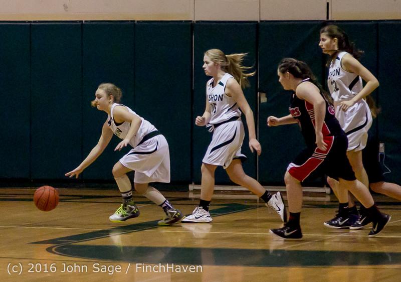 4859 Girls JV Basketball v Coupeville 122215