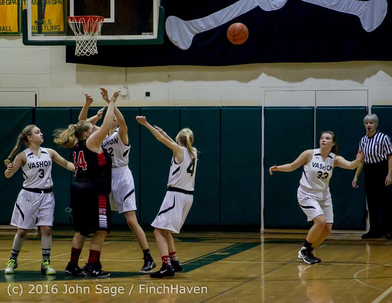 4874 Girls JV Basketball v Coupeville 122215
