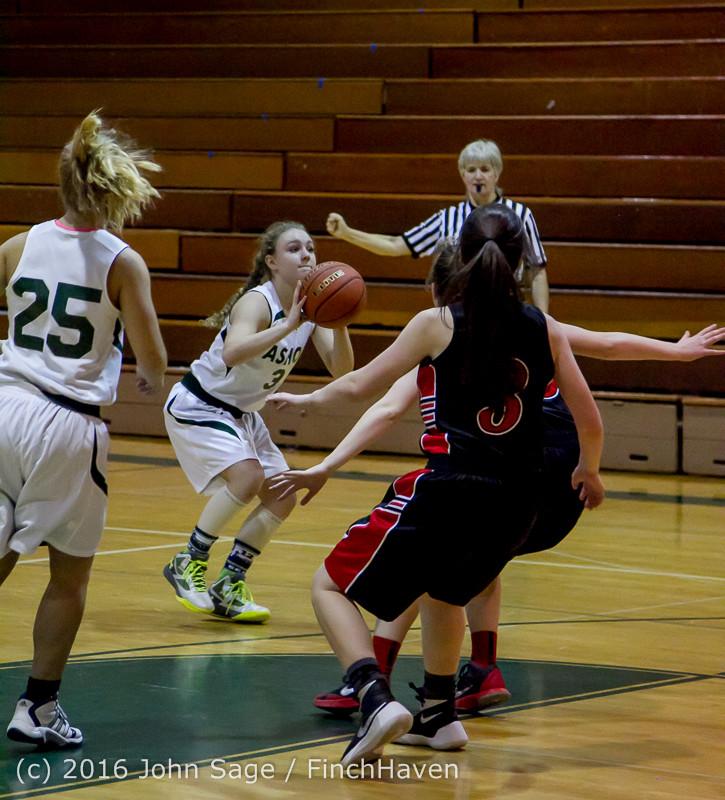 4889 Girls JV Basketball v Coupeville 122215