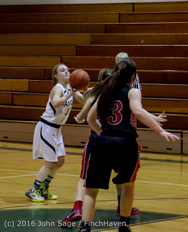 4891 Girls JV Basketball v Coupeville 122215