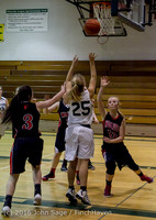 4944 Girls JV Basketball v Coupeville 122215