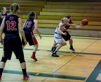4961 Girls JV Basketball v Coupeville 122215