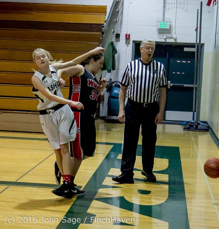 4971 Girls JV Basketball v Coupeville 122215