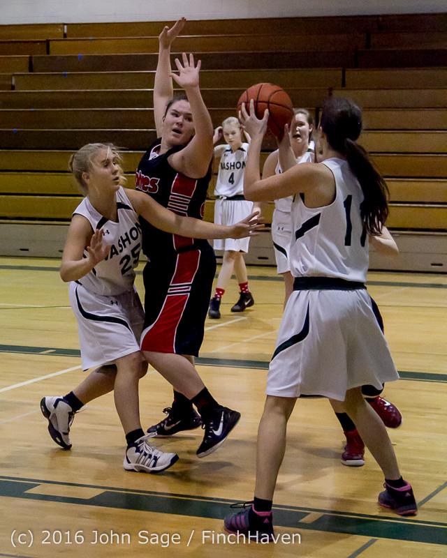 4985 Girls JV Basketball v Coupeville 122215