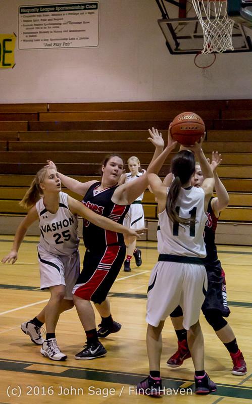 4987 Girls JV Basketball v Coupeville 122215