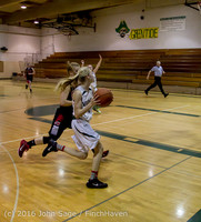 5013 Girls JV Basketball v Coupeville 122215