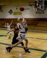 5015 Girls JV Basketball v Coupeville 122215