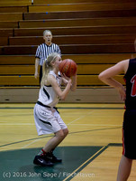 5072 Girls JV Basketball v Coupeville 122215