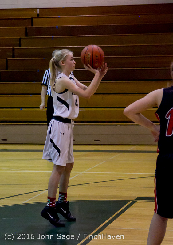 5073 Girls JV Basketball v Coupeville 122215