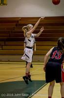 5087 Girls JV Basketball v Coupeville 122215