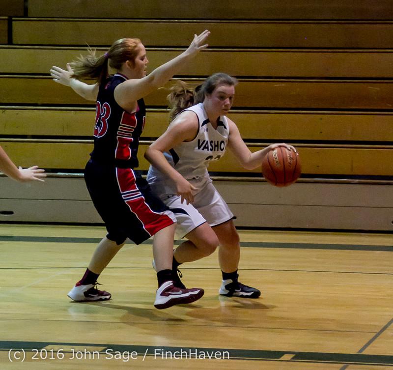 5111 Girls JV Basketball v Coupeville 122215