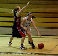 5112 Girls JV Basketball v Coupeville 122215