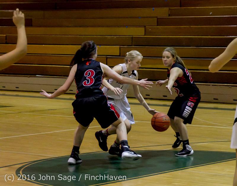 5139 Girls JV Basketball v Coupeville 122215