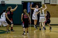 5156 Girls JV Basketball v Coupeville 122215