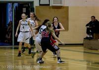 5164 Girls JV Basketball v Coupeville 122215