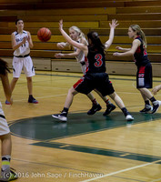 5184 Girls JV Basketball v Coupeville 122215