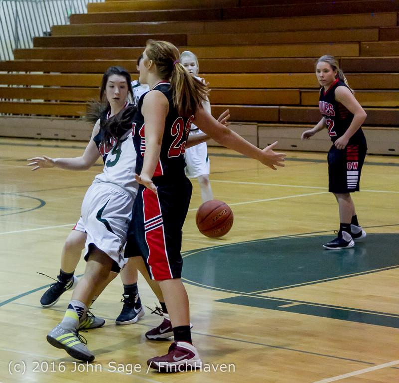 5189 Girls JV Basketball v Coupeville 122215
