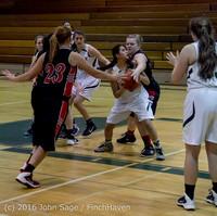 5202 Girls JV Basketball v Coupeville 122215