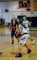 5219 Girls JV Basketball v Coupeville 122215