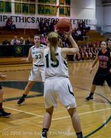 5222 Girls JV Basketball v Coupeville 122215