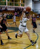 5244 Girls JV Basketball v Coupeville 122215