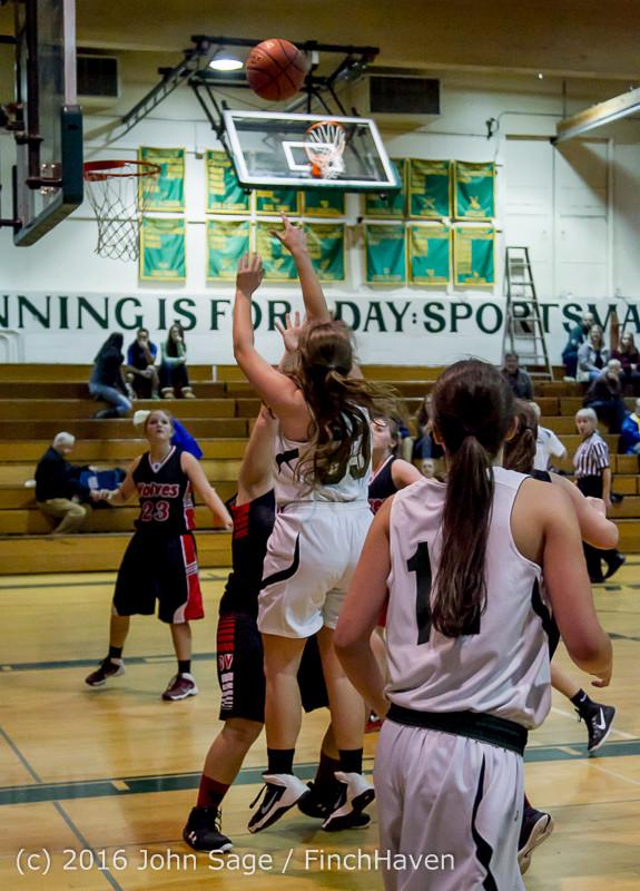 5254 Girls JV Basketball v Coupeville 122215