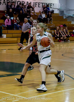 5264 Girls JV Basketball v Coupeville 122215