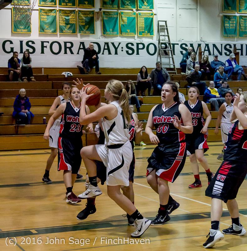 5272 Girls JV Basketball v Coupeville 122215